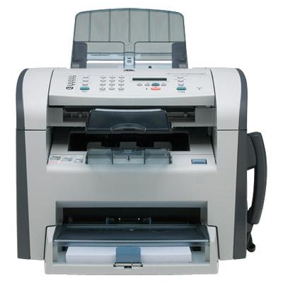 HP LaserJet M1319f All-In-One Laser Printer