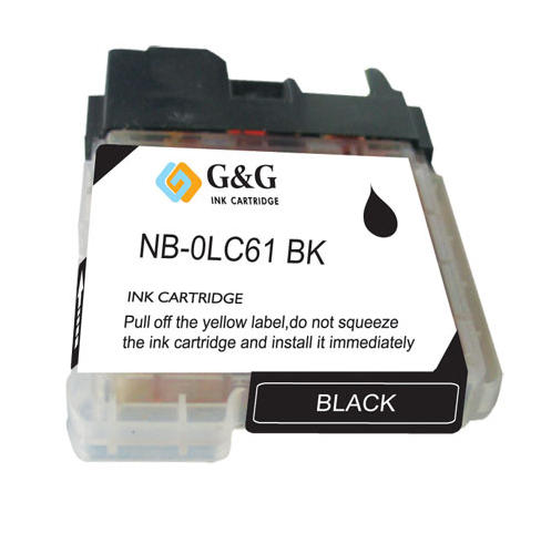 brother lc61bk for mfc 290c mfc 490cw 123inkcartridges canada. Black Bedroom Furniture Sets. Home Design Ideas