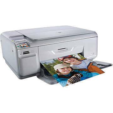 Hurry Up Or The Deal Will E Nd HP Photosmart C4580 3 In 1 Colour Printer