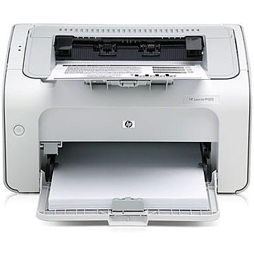 HP P1005