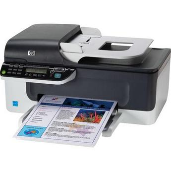 Hp Officejet J4580 Printer Driver