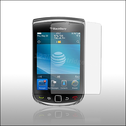 Blackberry Torch 9800 Screen Protector Available!