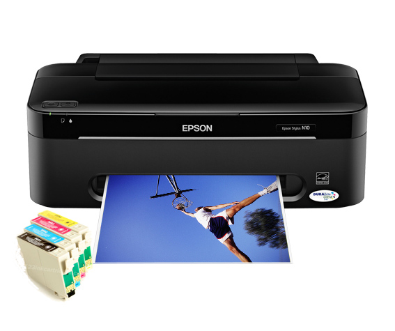 Epson n10 ink and printer on sale canada for Ink sale