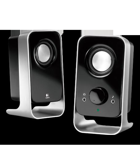 Logitech LS11 2.0 Stereo Speaker