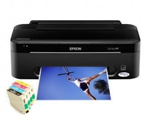 Epson NX510 Ink & Printer