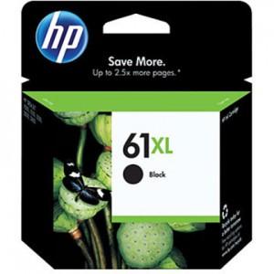 HP 61XL OEM black ink cartridge