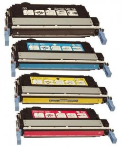 HP LaserJet CP4005 toner cartridges