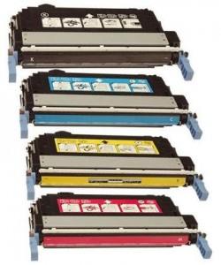 HP LaserJet CP4005 toner cartridges