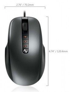Microsoft SideWinder X3 Gaming Mouse
