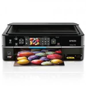 Epson Artisan 710 Wireless Color Inkjet All-in-One Printer