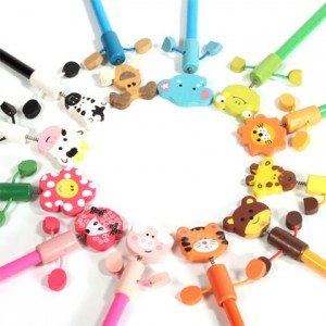 Cartoon Animal Pencil
