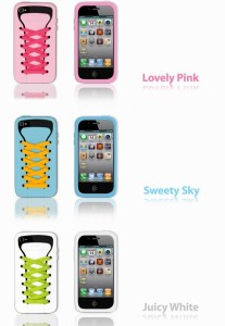 iPhone 4 cases shoes2