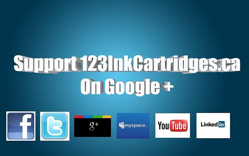 123inkcartridges social network