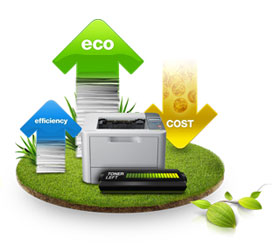 Printer Ink Cost Less, Efficiency, Eco.