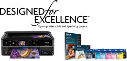 Epson Artisan 725 all-in-one Color Printer