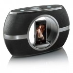 Sharper Image Rotating Speaker