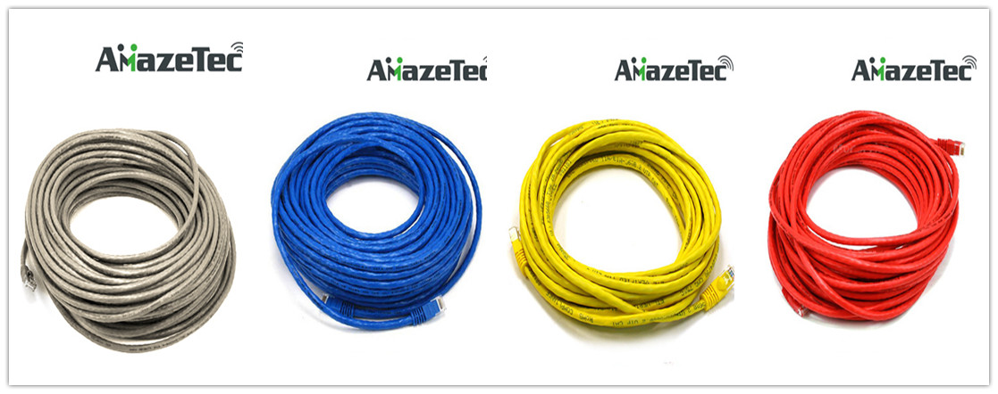 Cheap Cat6 Network Cables--Cable Color Matters! - 123Ink.ca Canada