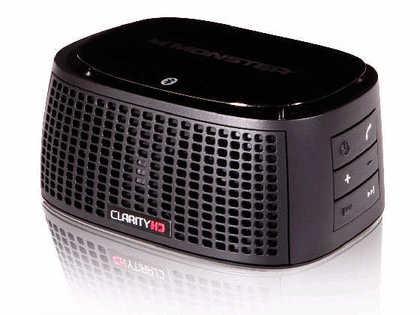 Monster ClarityHD Precision Micro Bluetooth Speaker 100