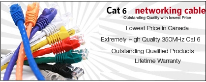 Networking Cable canada Cat6