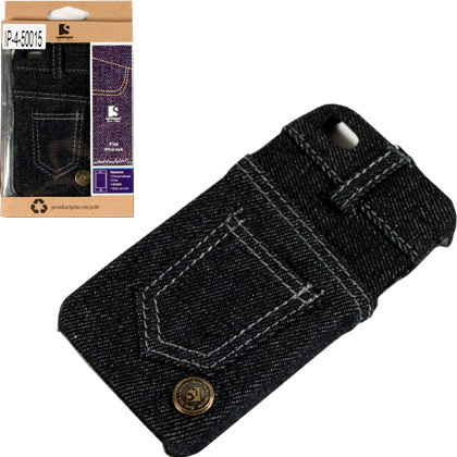 Attractive Jeans Skin Hard Case-$9.99
