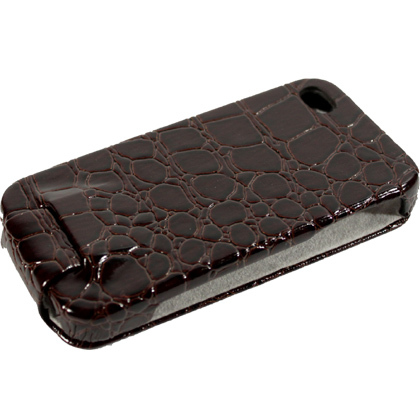 Luxury crocodile case for iPhone 4-$7.99