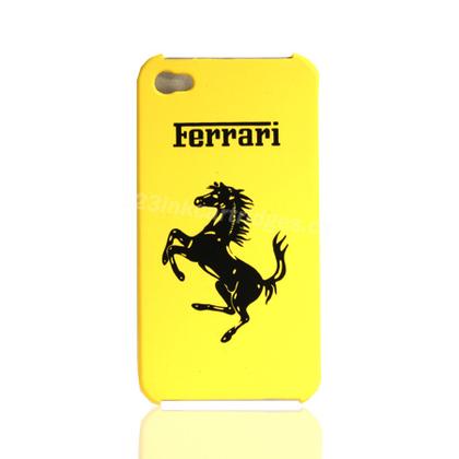 Ferrari Logo Hard Cover-$7.99