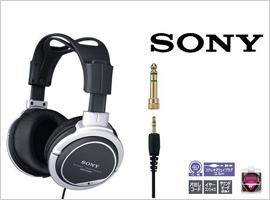 Sony Studio Headphones MDR-XD200-$34.99
