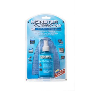 Monster™ Ultimate Performance TV Screen Cleaning Kit