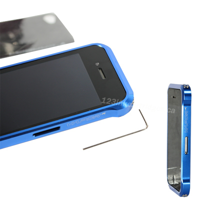Aluminum Bumper for iPhone 4-$36.99