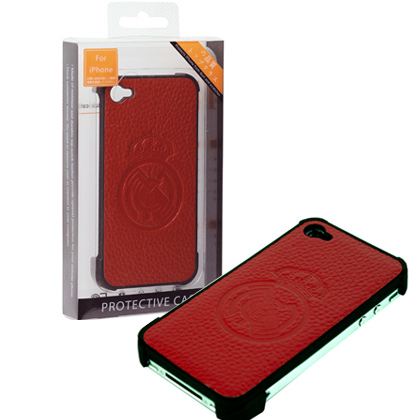 Real Madrid Football Leather case-$12.99