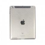 Diamond TPU case for iPad 2 & & new iPad, Transparent