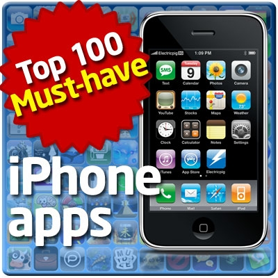 top iphone apps to have