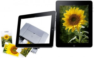 how to print from the ipad