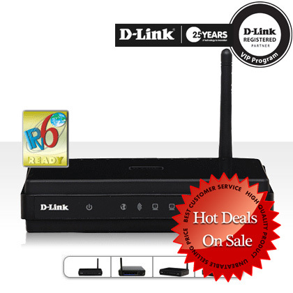 how to set up d link router 601