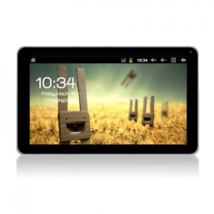 "PLOYER MOMO9III 7.0"" Capacitive Screen Android 4.0 Tablet PC With WiFi,Camera,G-sensor"