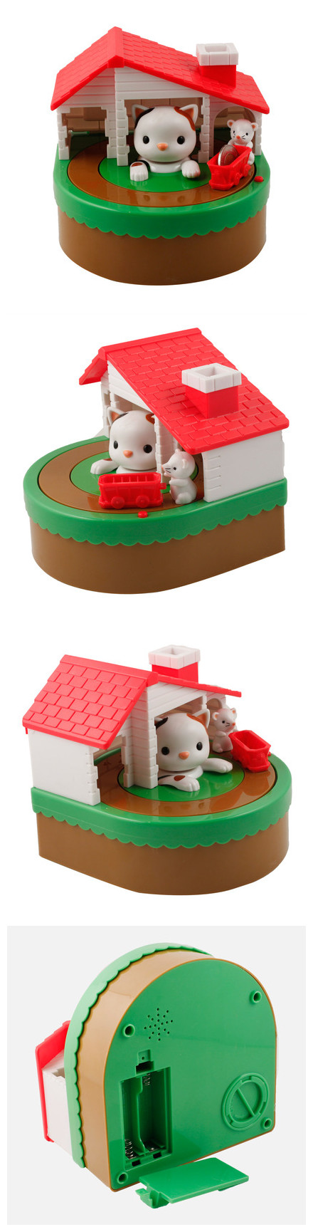 Sutakora-Cat-and-Mouse-Coin-Bank