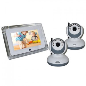 "BM-9070D2 Wireless 7"" LCD Digital Baby Monitor"