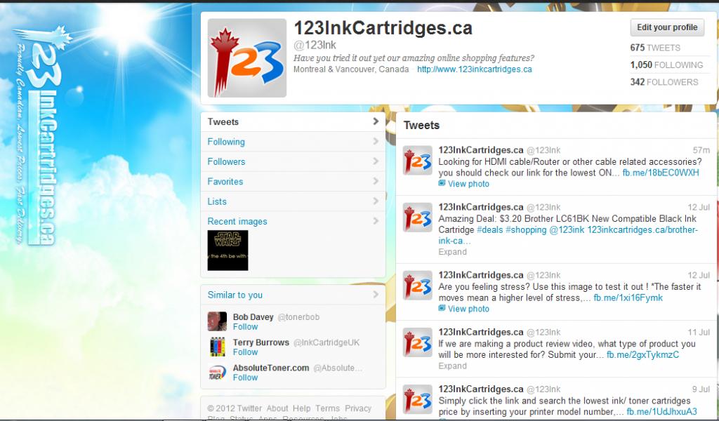 123inkcartridges twitter
