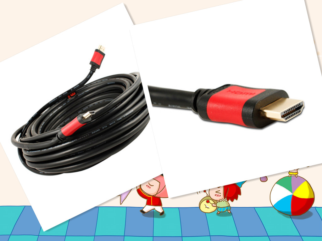 40ft Ultra Slim High Performance HDMI® Cable w/ RedMere® Technology