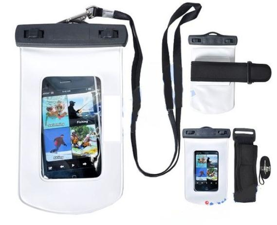 Waterproof Diving Armband Case for iPhone 4/4S/iPod/Mobile Phone