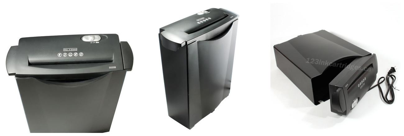 Forta 505SB 5 Sheets Strip-Cut paper shredder