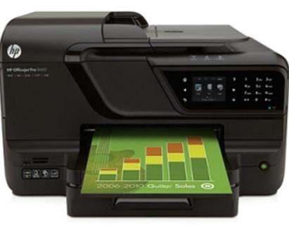 HP Officejet Pro 8600 Color Inkjet Printer