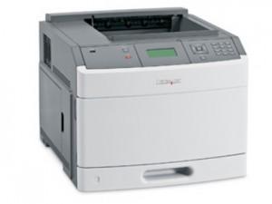 LEXMARK T650n Monochrome Laser Printer