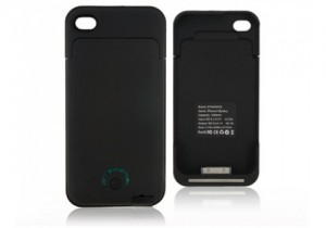 Dynamic8 External Battery Case for iPhone