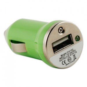 Universal USB Mini Car Charger Adapter