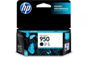 HP 950 OEM Black Ink Cartridge