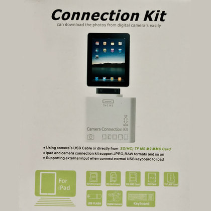 iPad Camera Connection Kit 5-in-1