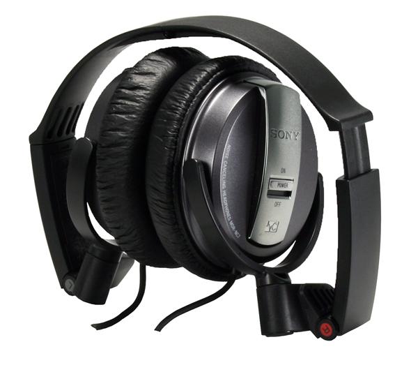 Sony Noise-Cancelling Headphones