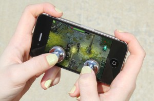 gaming joystick for iPhone