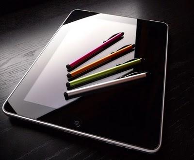 Aluminum Alloy Touchpad Stylus Pen